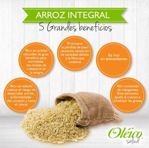 Arroz integral for Como cocinar 5 kilos de arroz
