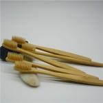 Cepillo de dientes biodegradable de bambú / Suave