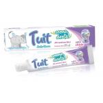 Pasta de dientes para Niños sabor chicle, sin flúor, 50 ml