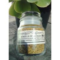 Semilla de Alfalfa, 90 gr