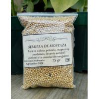 Semilla de Mostaza refill, 80 gr