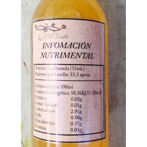 Vinagre de sidra de manzana, 500  ml